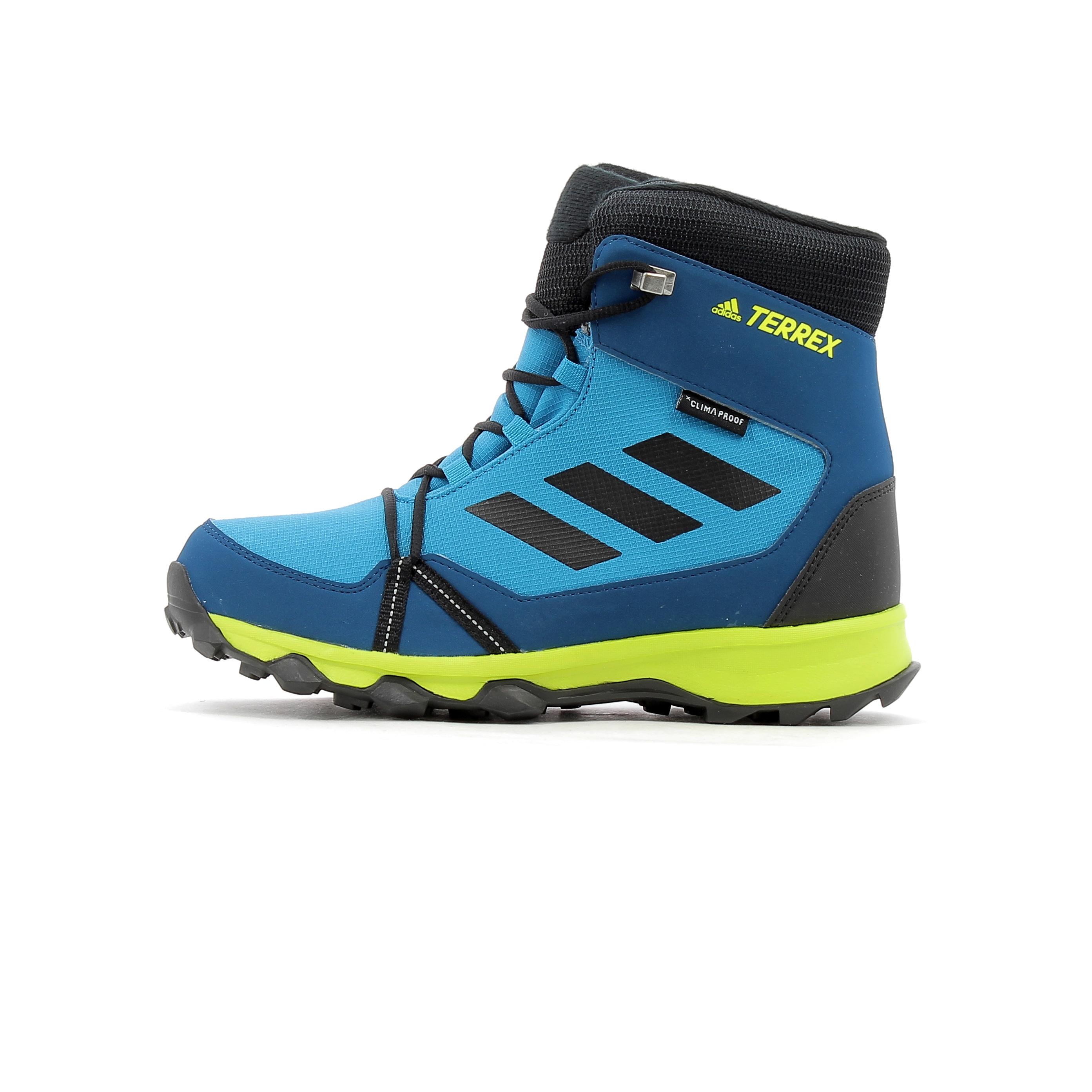 (enfant) Adidas Chaussures de randonnée Terrex Snow CP CW Junior kKVGt
