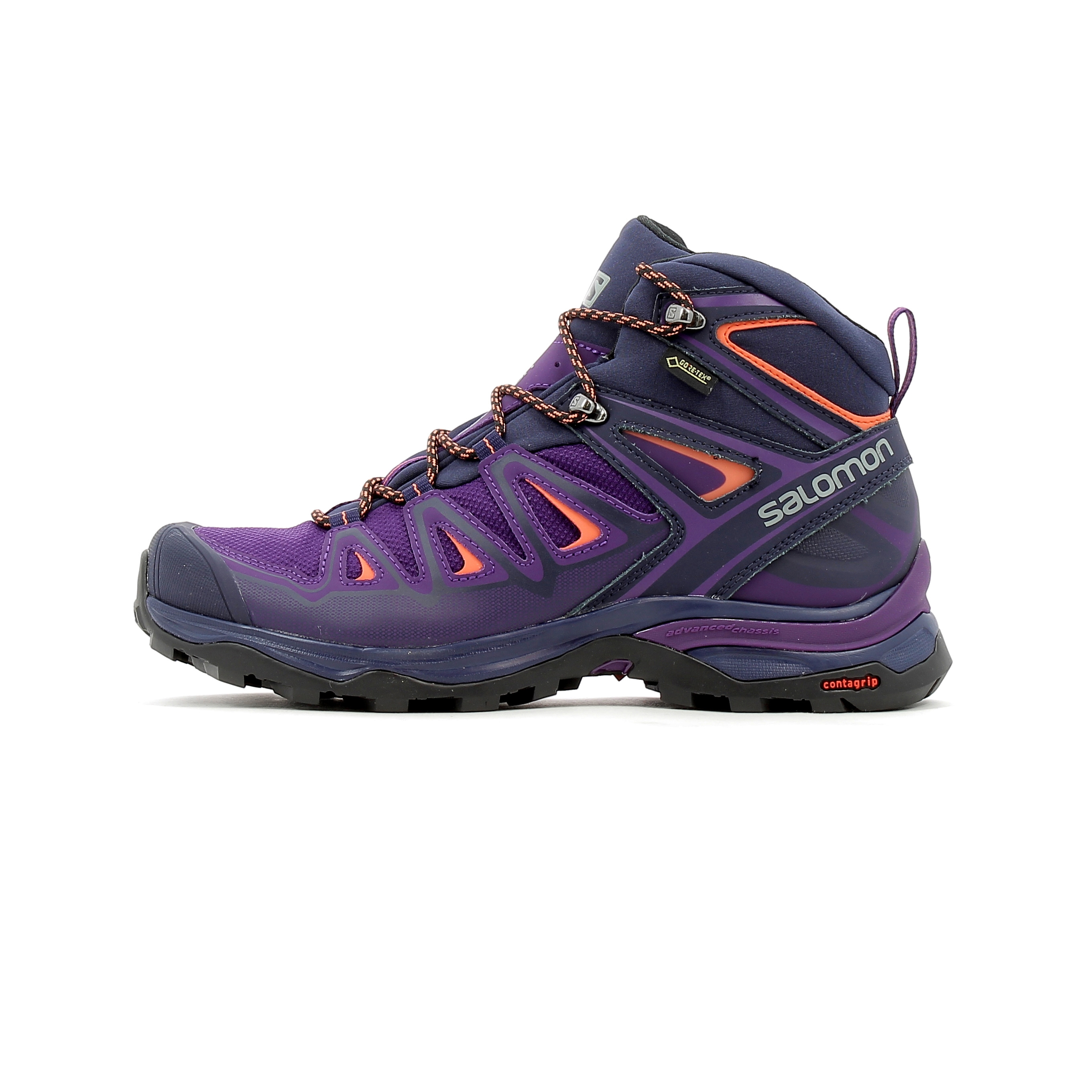 promo code 8c907 8070c Chaussures de randonnée femme Salomon X Ultra 3 Mid GTX W