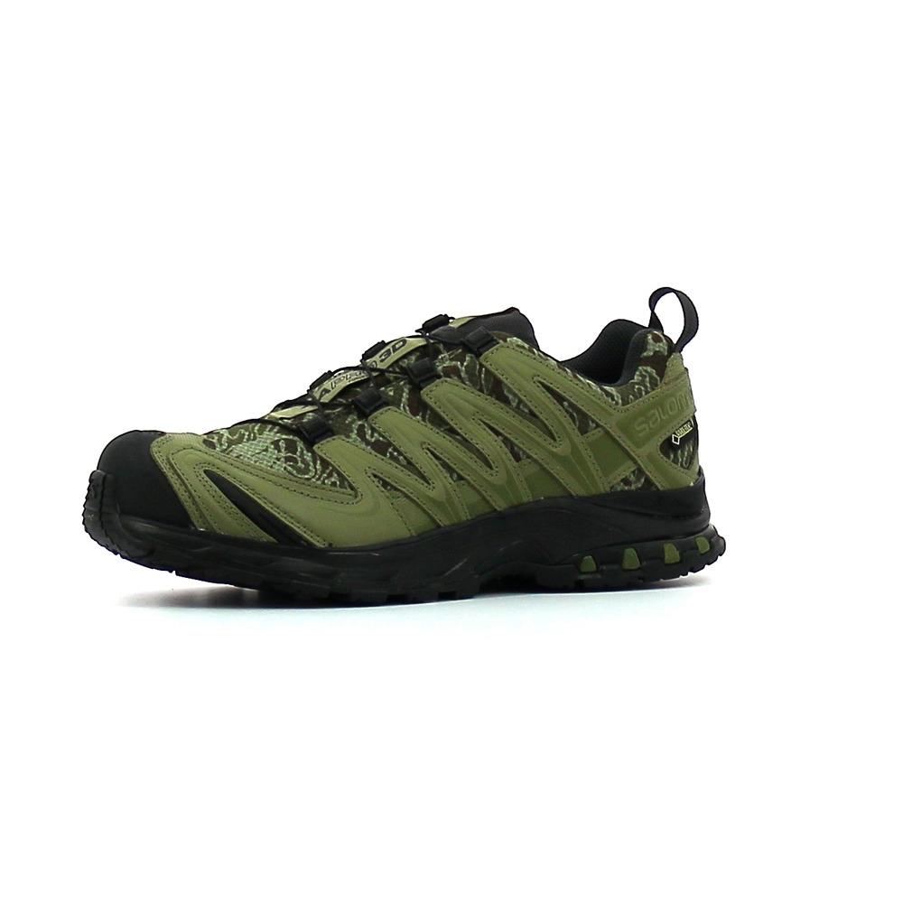 b6679226ca03 Chaussures de randonnée Salomon XA Pro 3D GTX Forces