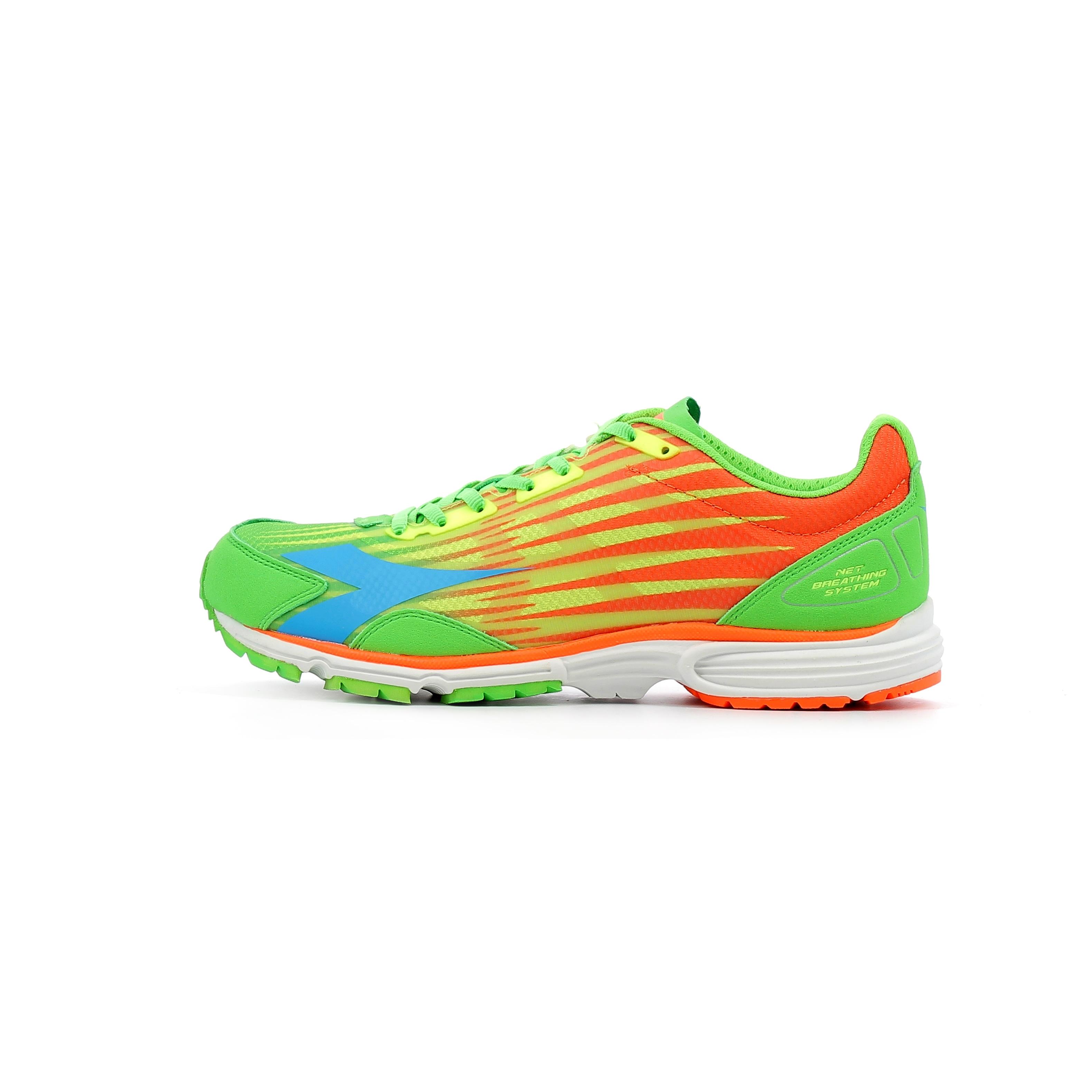 1 N Chaussures Vert Diadora Running 2100 De xwzHwqaSf