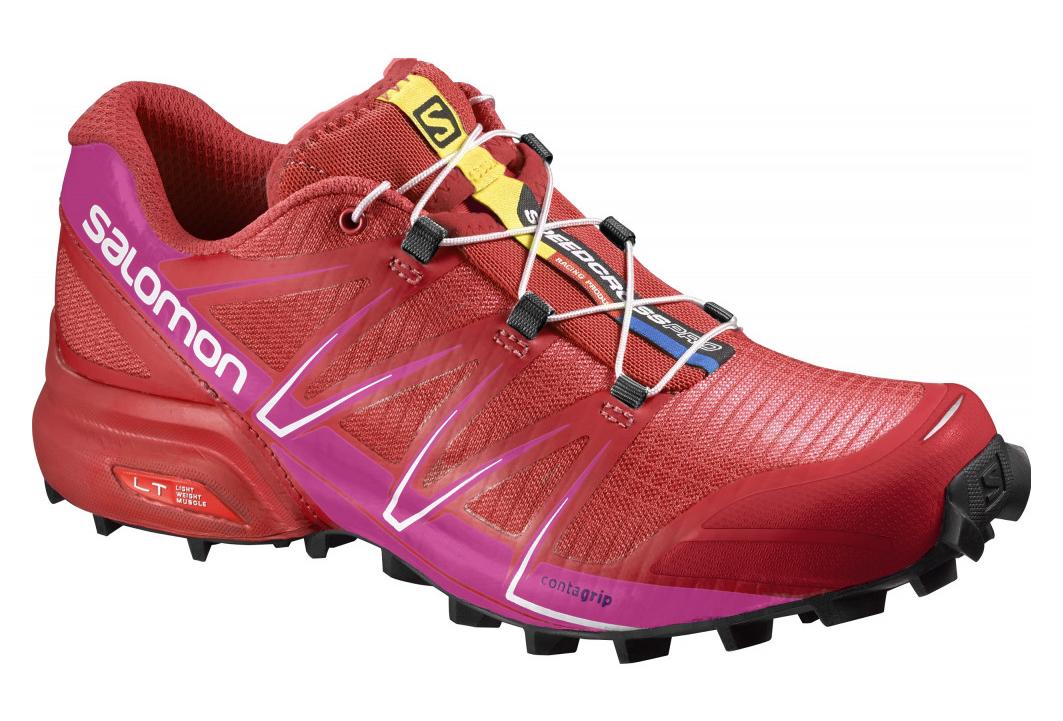 Speedcross Pro W Poppy Red Chaussures Femme Salomon Trail De TlFJc1K