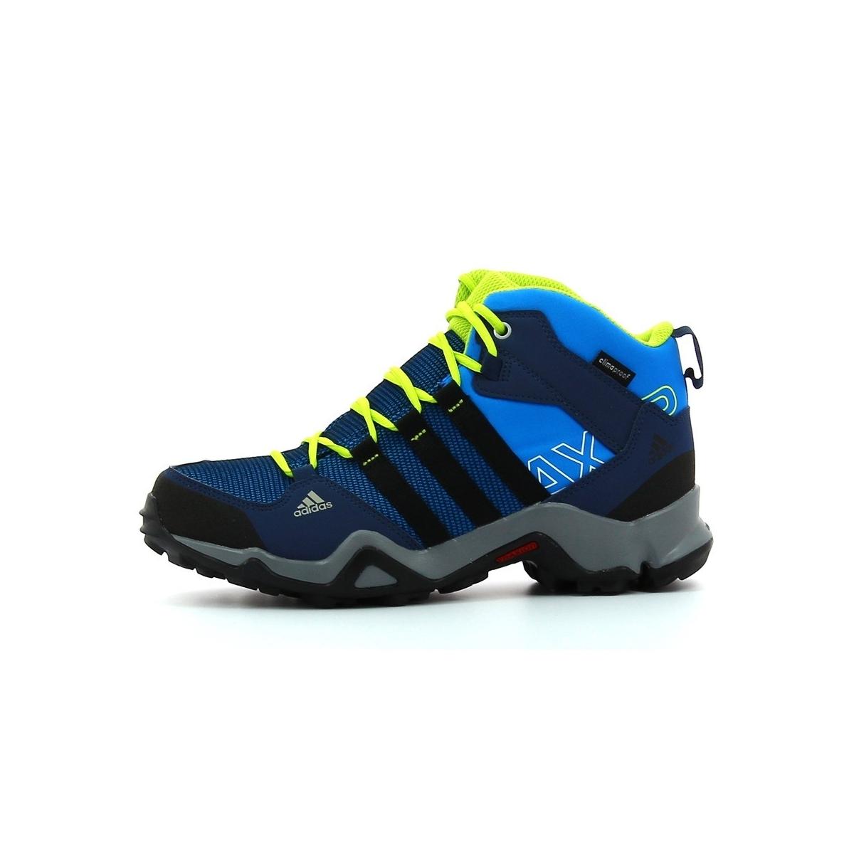 Cp Ax2 Mid Noir Chaussures Adidas De Randonnee Bleu rxedBoWC