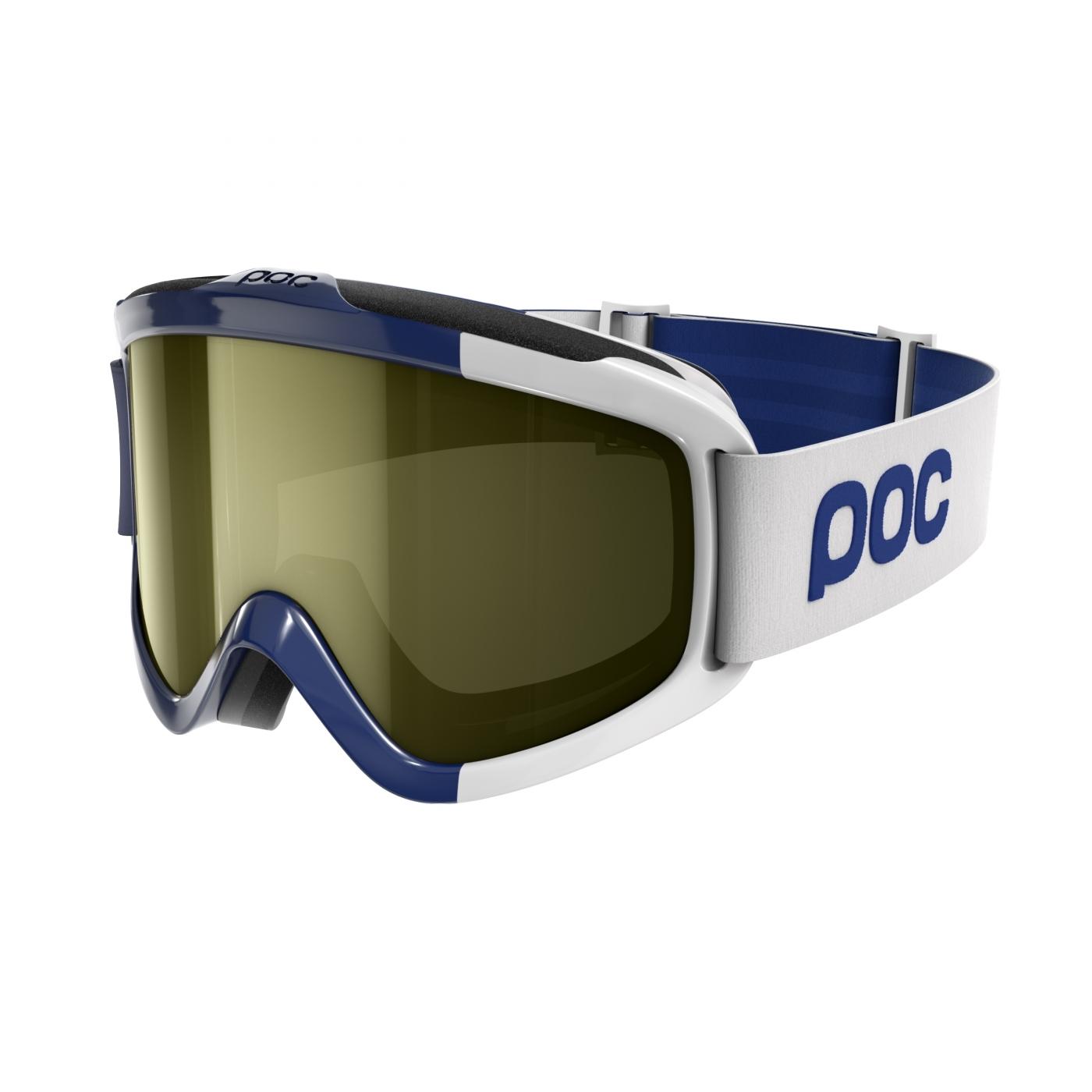 3651994a48ced5 Masque De Ski Poc Iris Comp Butylene Blue   Alltricks.com