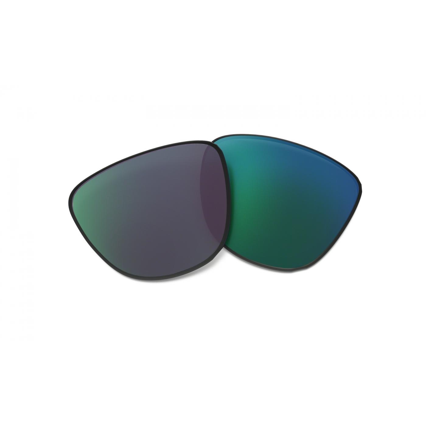 836946a1b523c Verres Oakley Frogskins Repl Lens Jade Iridium