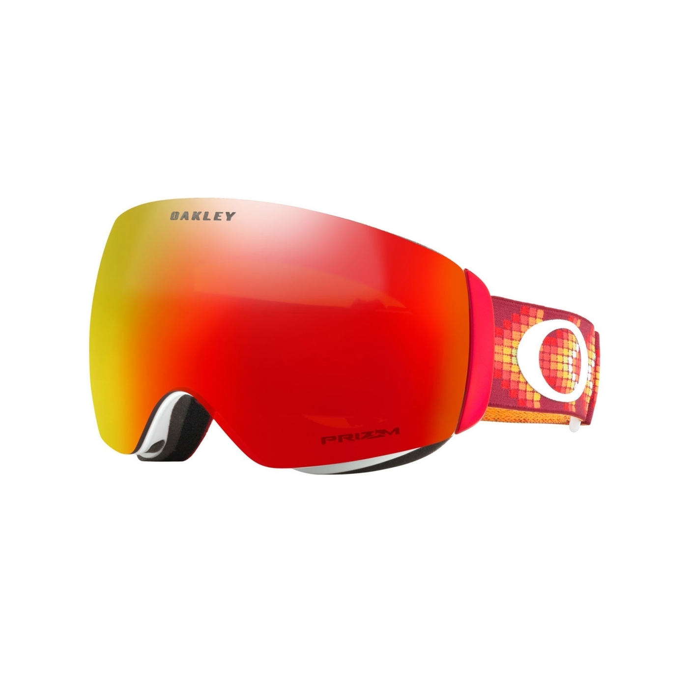 429b2eccb6249 Masque Ski Oakley Flight Deck Xm Red Prizm Torch