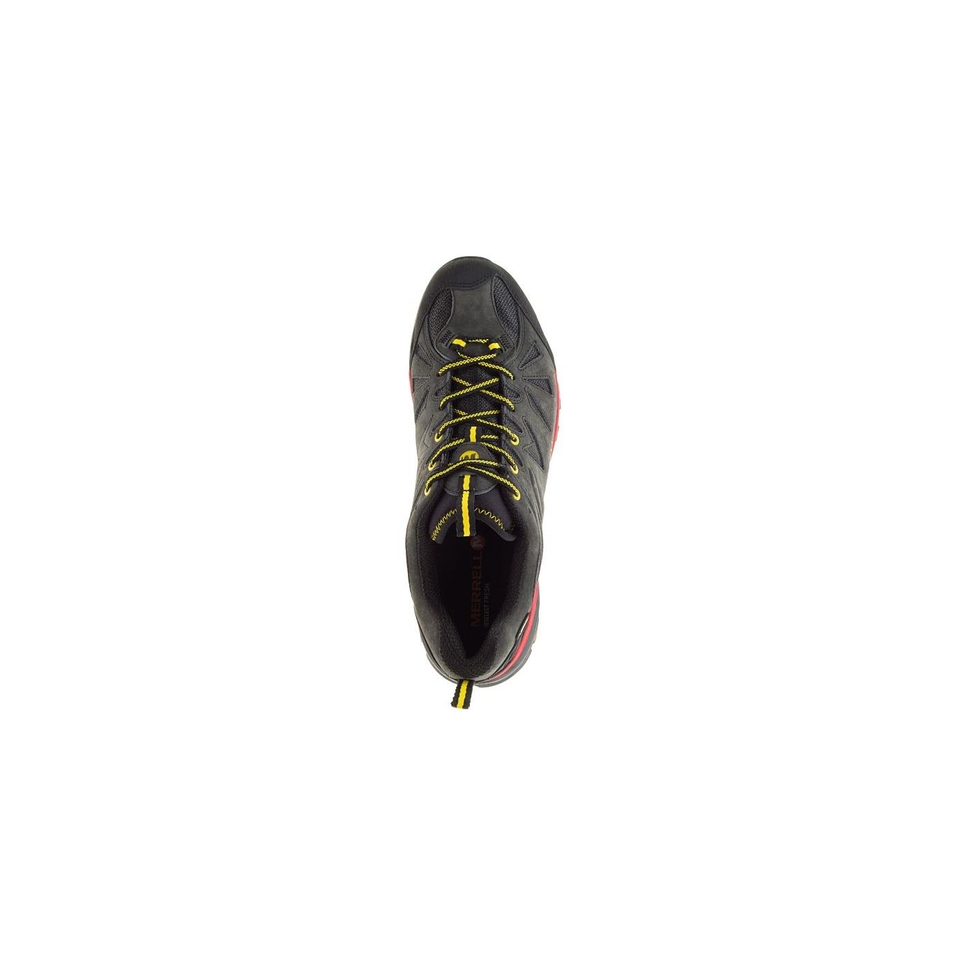 Chaussures Randonnée Merrell Capra Gtx Granite