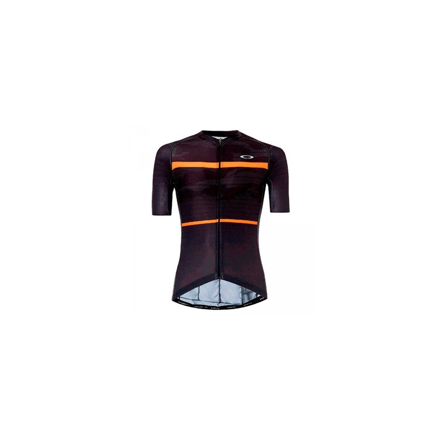 Maillot Oakley Jawbreaker Road Jersey Forged Iron  af80fbf4f
