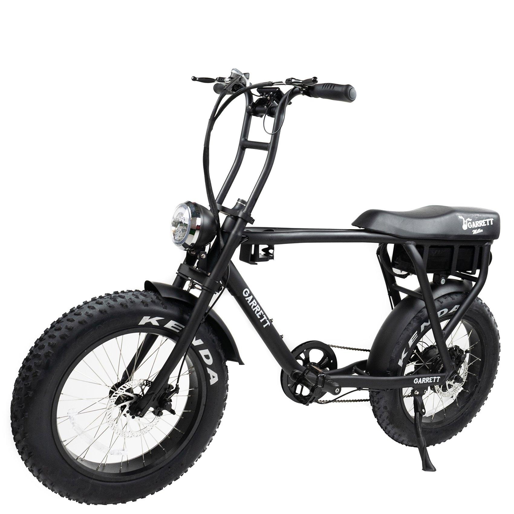 Weebot Garrett Miller (Vélo électrique)
