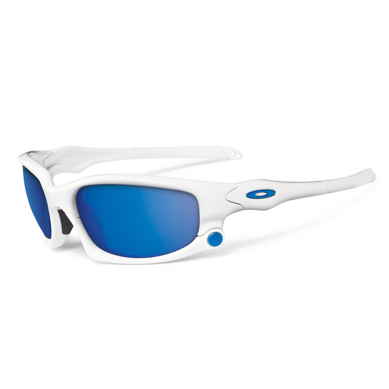 ffd265262de OAKLEY Sunglasses Split Jacket Polished White   ICE ARRAY Ref oo9099 ...