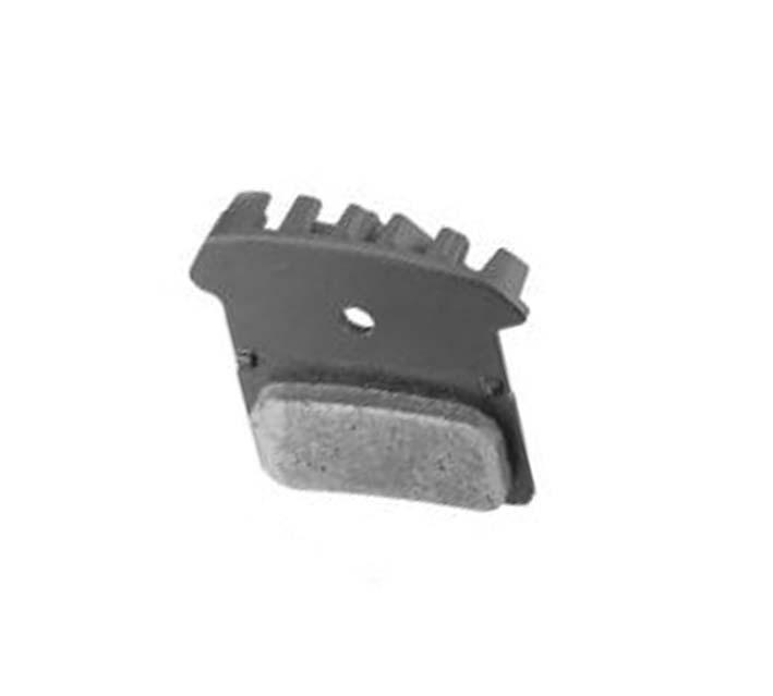 Shimano XTR-XT SLX Alfine M985 M666 semi métal résine patins de frein 1 paire