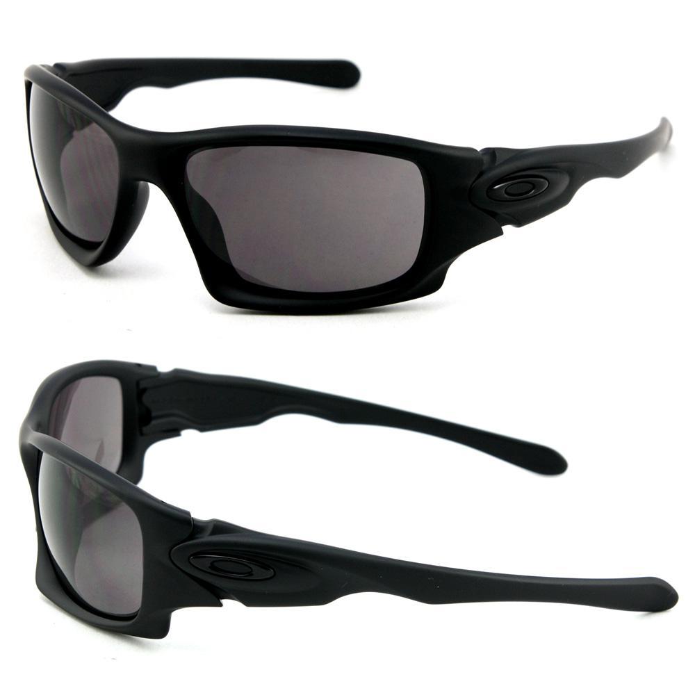 a85eaa19d8 OAKLEY Sunglasses TEN Matte Black w   Warm Grey OO9128-01 Ref ...