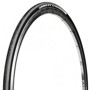 michelin pneu pro 4 endurance 700 x 23 gris. Black Bedroom Furniture Sets. Home Design Ideas