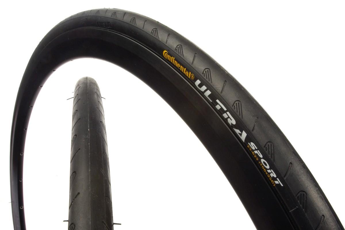 continental pneu ultra sport 700x25c souple noir. Black Bedroom Furniture Sets. Home Design Ideas
