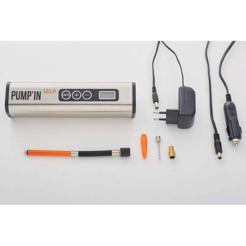 Mini Compresseur Autonome Sans Fil Rechargeable 12v 220v Avec Lampe