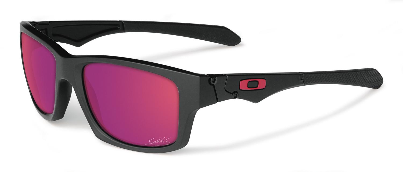 oakley sunglasses jupiter squared matte black red iridium rh alltricks com