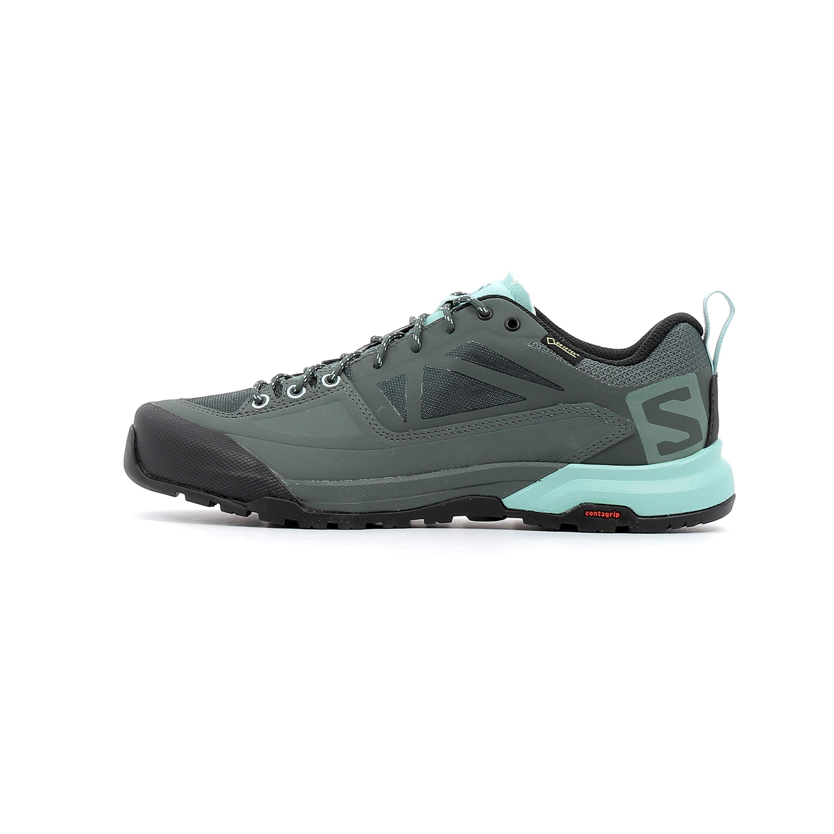 Chaussures Salomon D'alpinisme Gtx Spry W X Alp 44Rxn5Ov