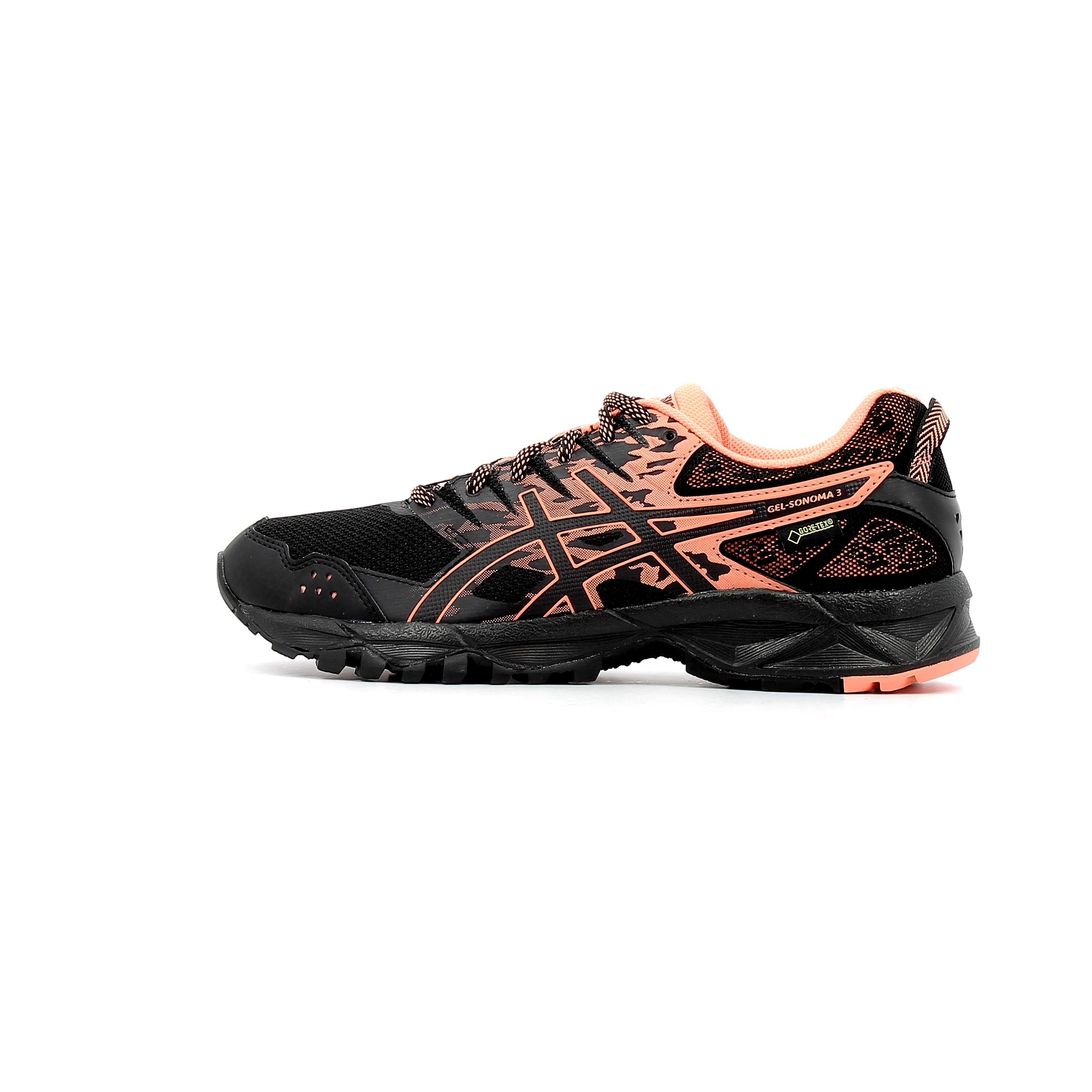 Gore Tex 3 Chaussure De Asics Sonoma Women Trail Gel jSMpGLqUzV
