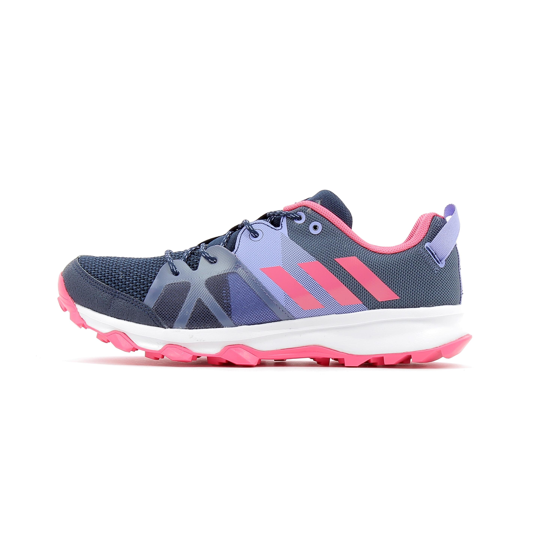 1 Bleu Enfant 8 Running Chaussures Adidas Kanadia wxXqYwU8