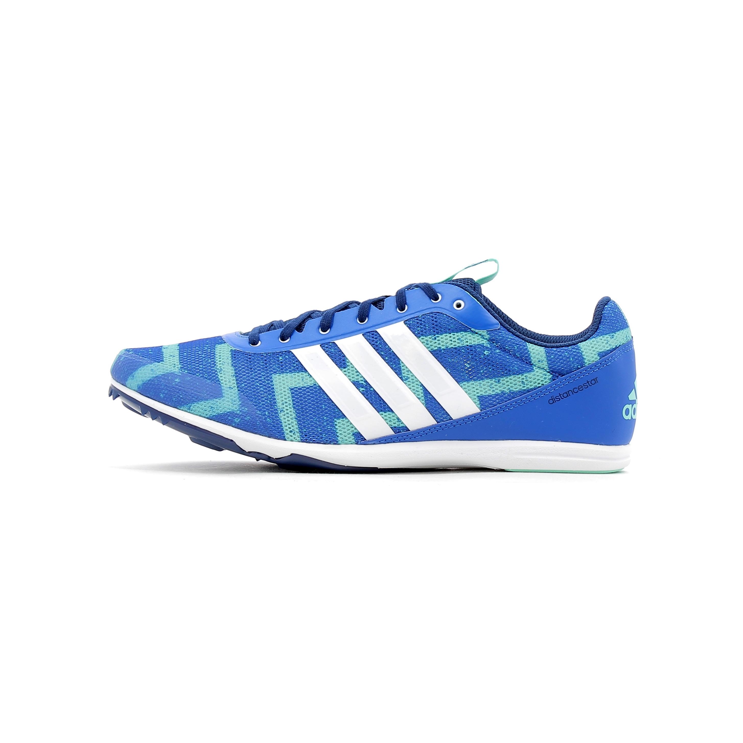 timeless design d95c7 ef512 Chaussures dAthlétisme adidas running Distancestar Bleu