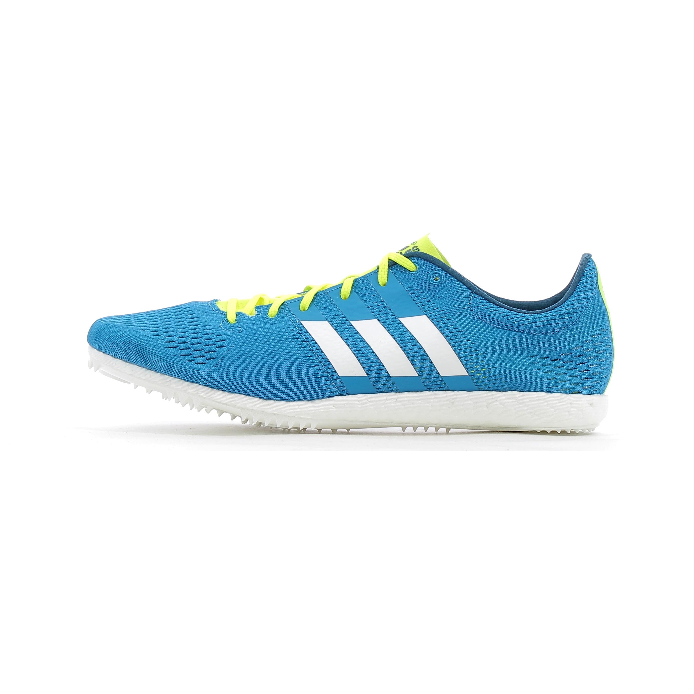 uk availability 101a3 b3a1a Chaussures d Athlétisme adidas running Adizero Avanti Bleu