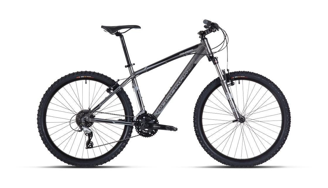 Bicicleta MONDRAKER CONCEPT 26\'\' 2013 Negro Gris | Alltricks.es