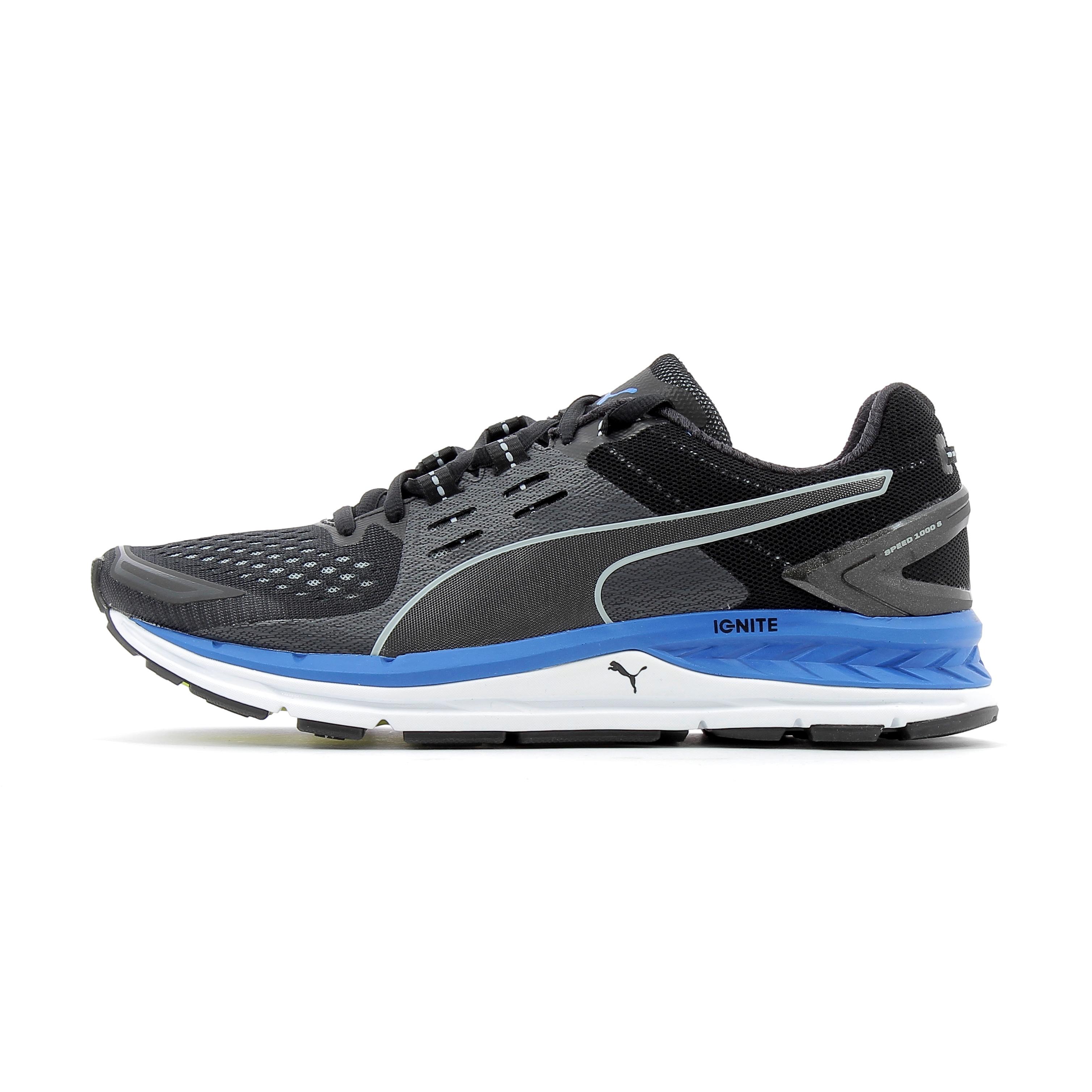 Speed Noir De Ignite 1000 Chaussures Running Puma S rdQxoeWECB