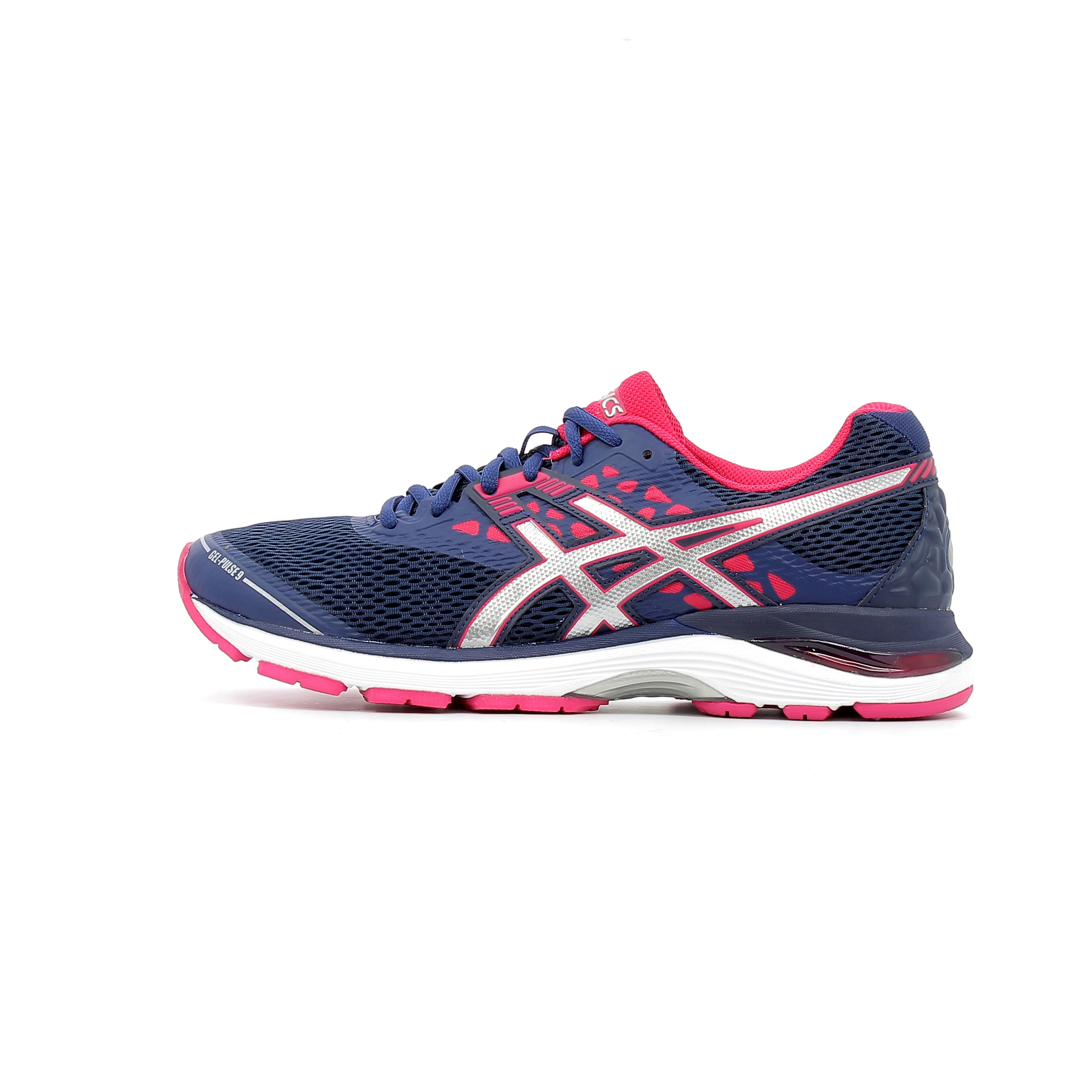Chaussures de Running Femme Asics Gel Pulse 9 Bleu  c7df64f5388c8