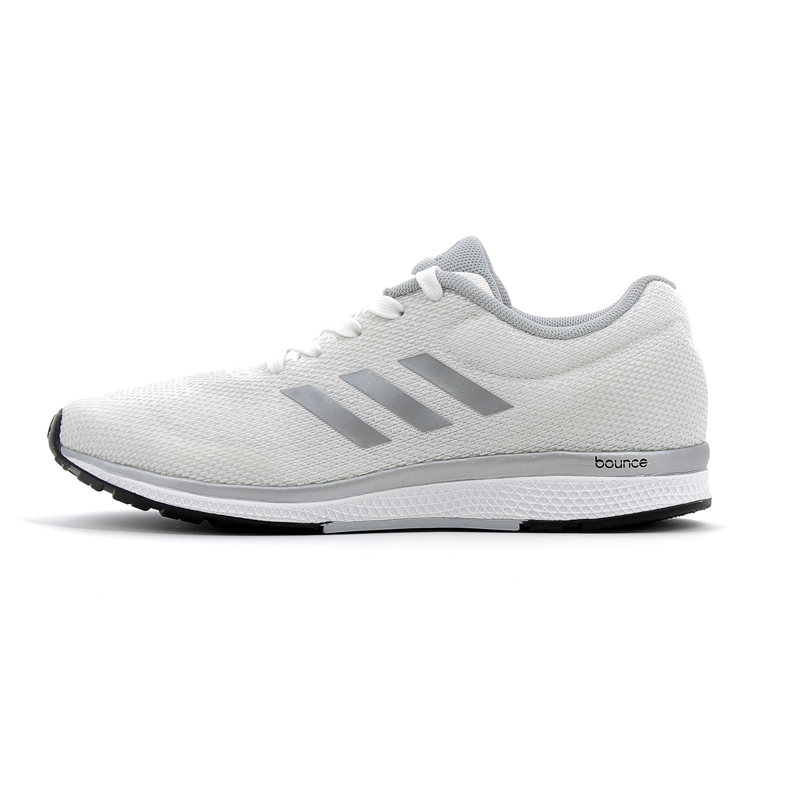 new style e3bd1 77e1a Chaussures de Running Femme adidas running Mana Bounce 2 W Aramis Blanc