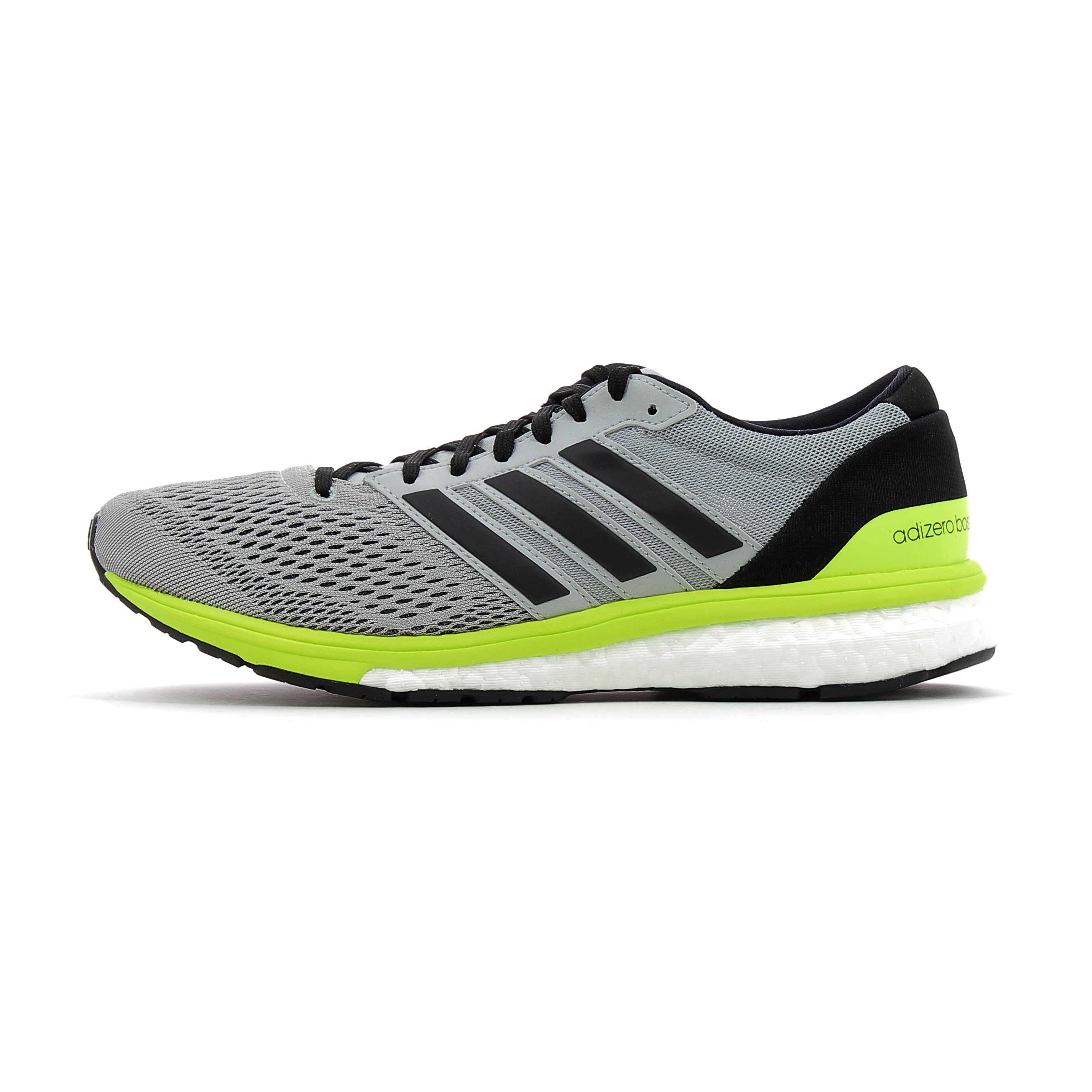 9a2f7584bfd Chaussures de Running Femme adidas running Adizero Boston 6 W Gris ...