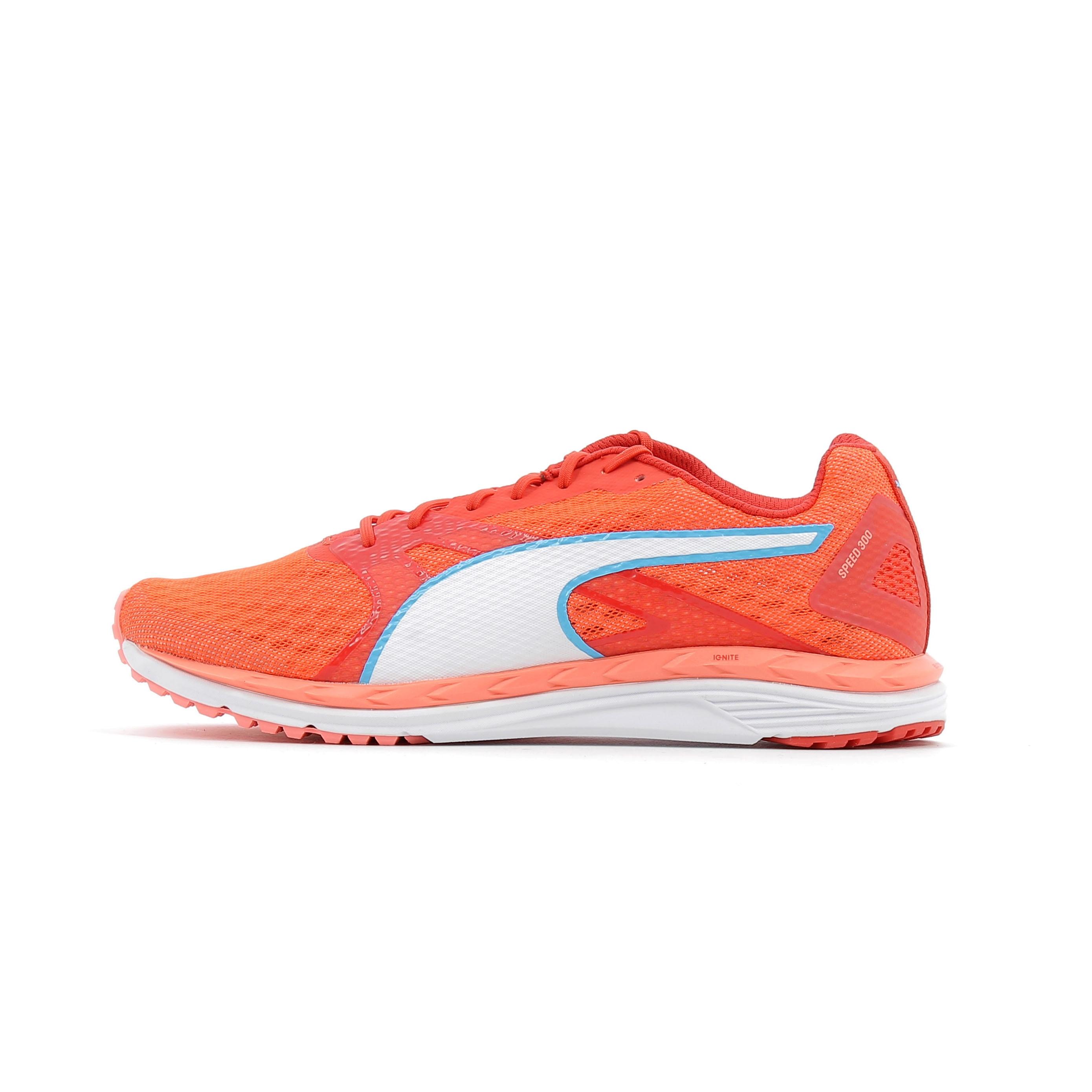 Chaussures Femme Speed 300 De Puma Running Ignite Orange 2 Ig76Ybymfv