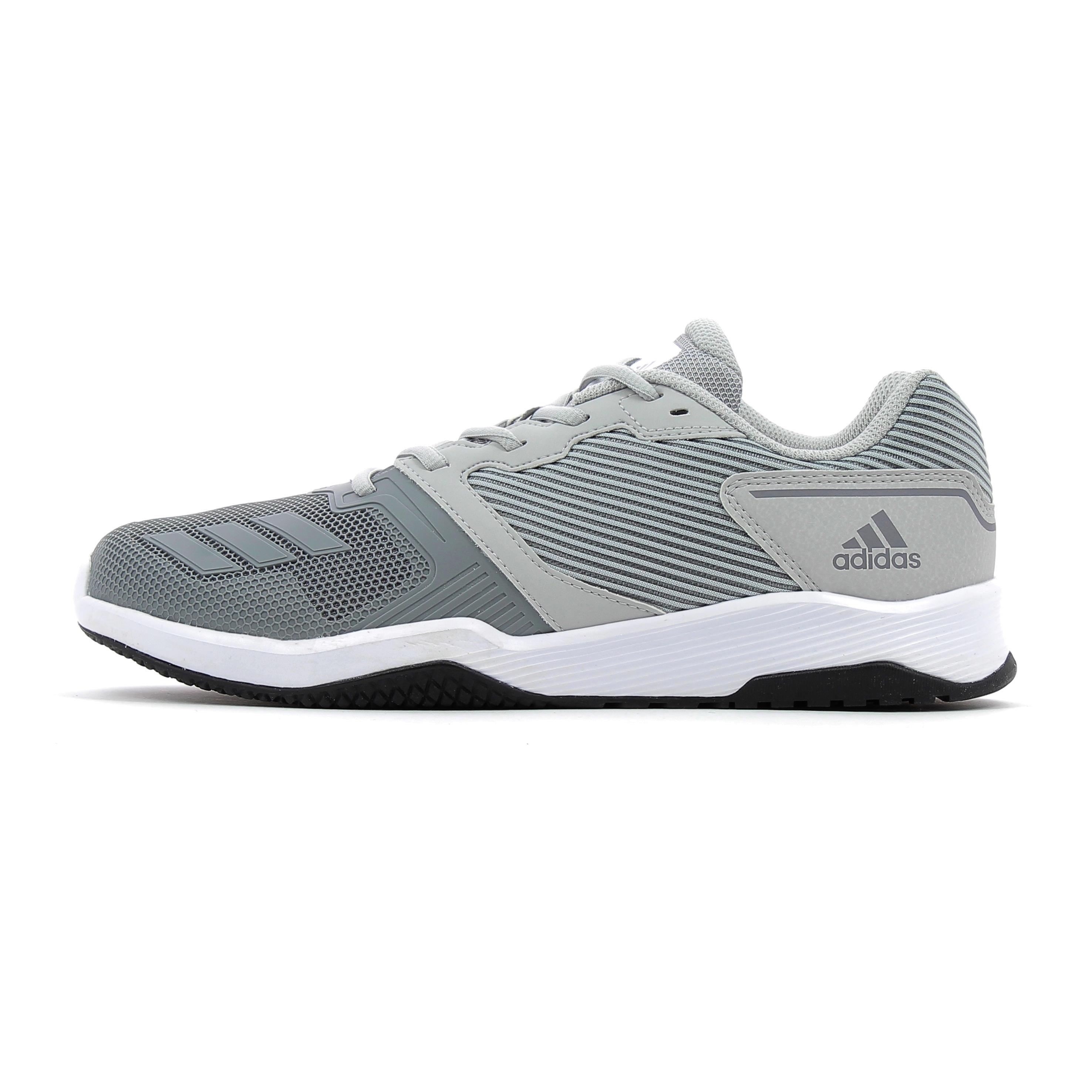 2 De Adidas Running Gym Gris Cross Training Warrior Chaussures A3L5j4R