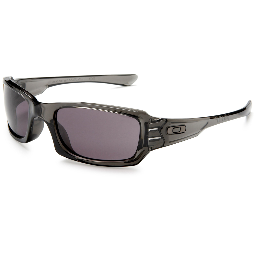 oakley fives squared sunglasses grey smoke warm grey 03 441. Black Bedroom Furniture Sets. Home Design Ideas