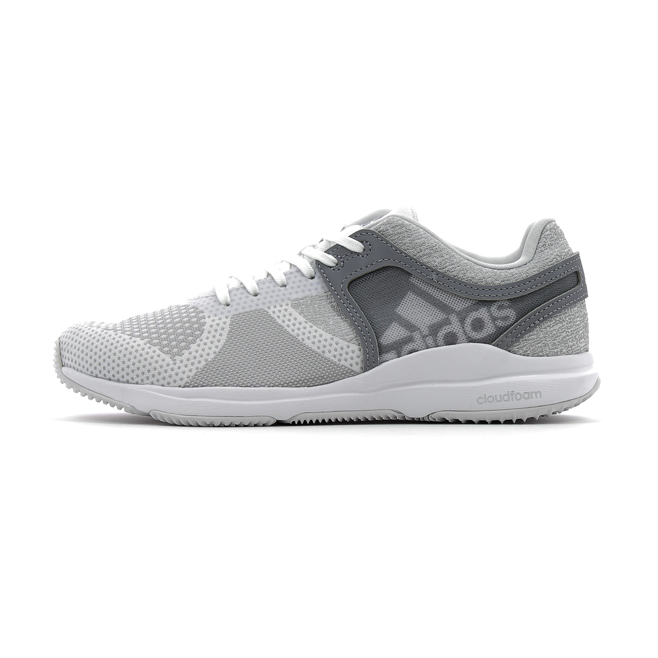 sports shoes e97ef ec465 Chaussures de Cross Training Femme adidas running CrazyTrain CF W Gris