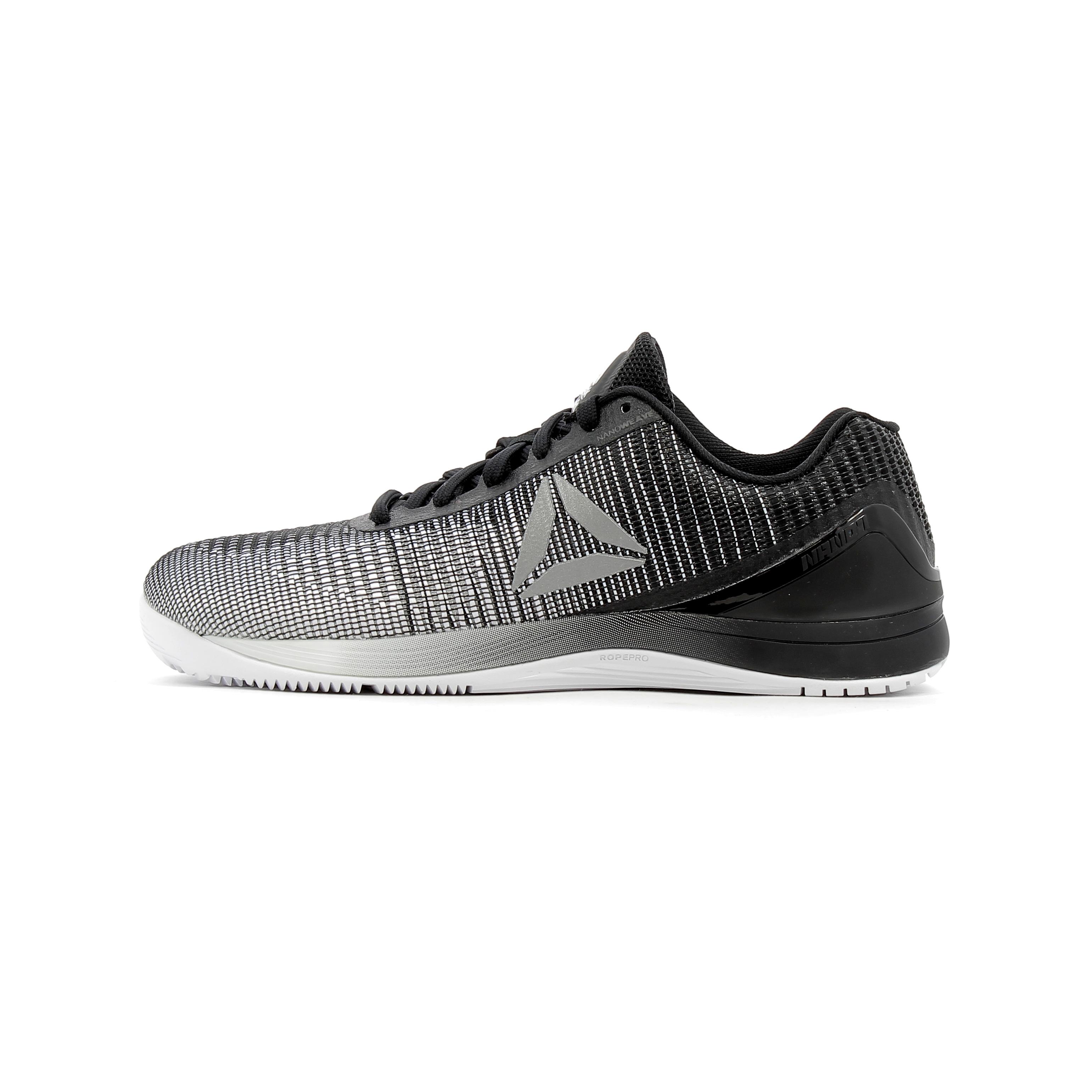 a33b0d078d4f Chaussures de Cross Training Reebok CrossFit Nano 7 Weave Noir ...