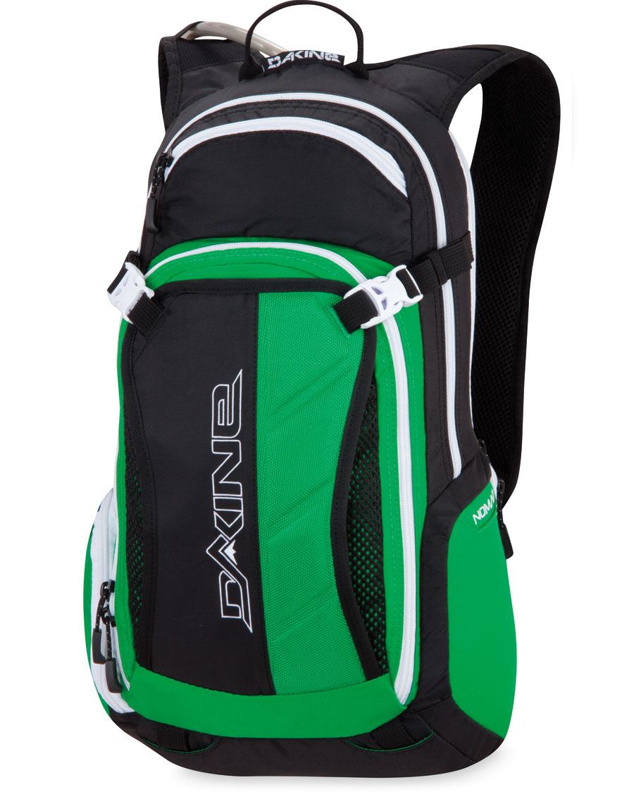 dakine nomad hydration bag 18l green. Black Bedroom Furniture Sets. Home Design Ideas