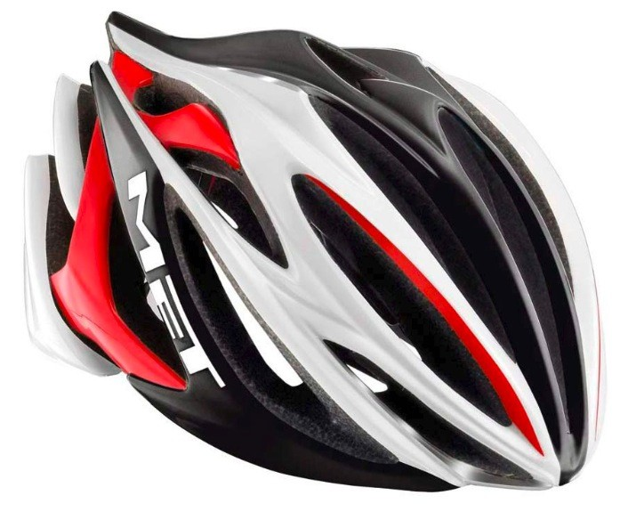 met stradivarius road helmet review