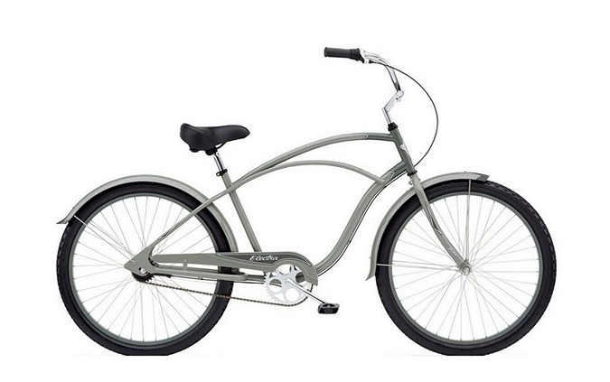 electra v lo complet beach cruiser custom 3i gris gris fonc. Black Bedroom Furniture Sets. Home Design Ideas