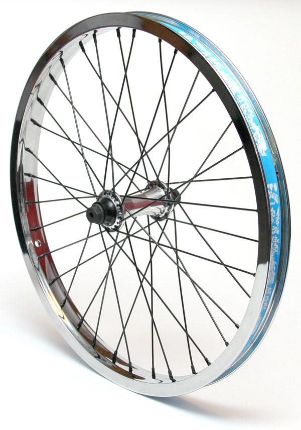roue bmx proper