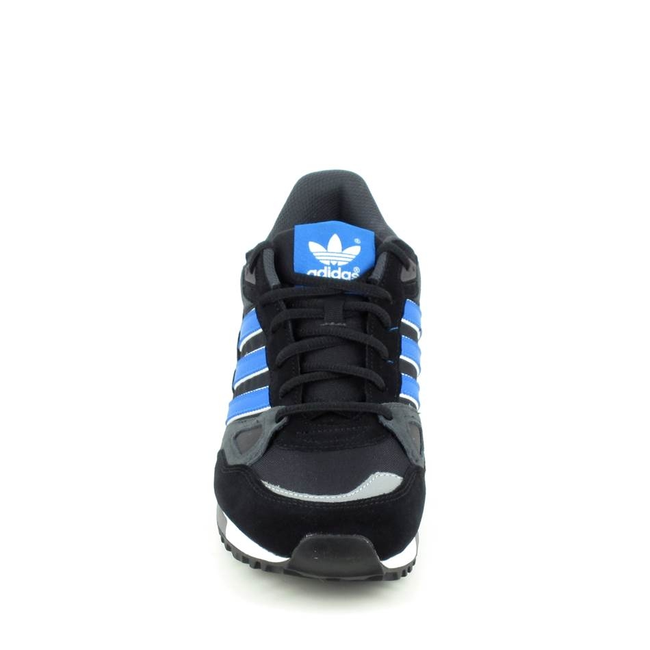 design intemporel ccc5f 7e2b6 Basket mode - Sneakers ADIDAS ZX 750 Noir Bleu