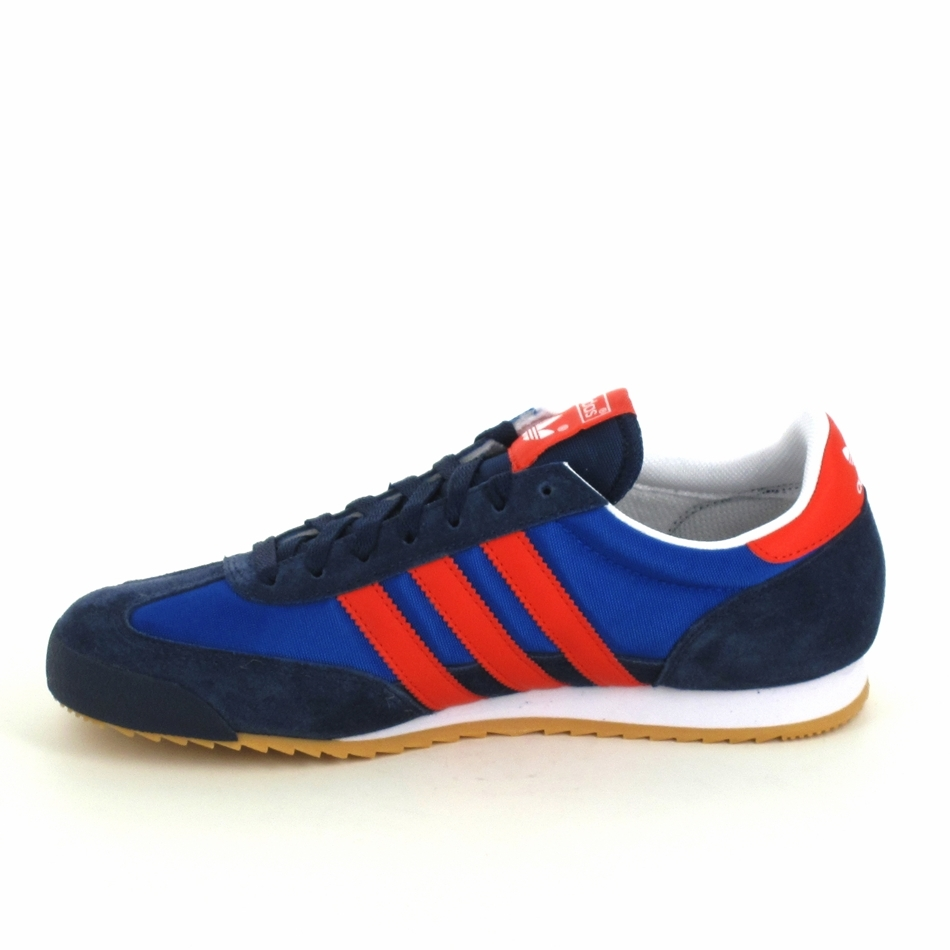 d646f6bd208 Basket mode - Sneakers ADIDAS Dragon Bleu Rouge