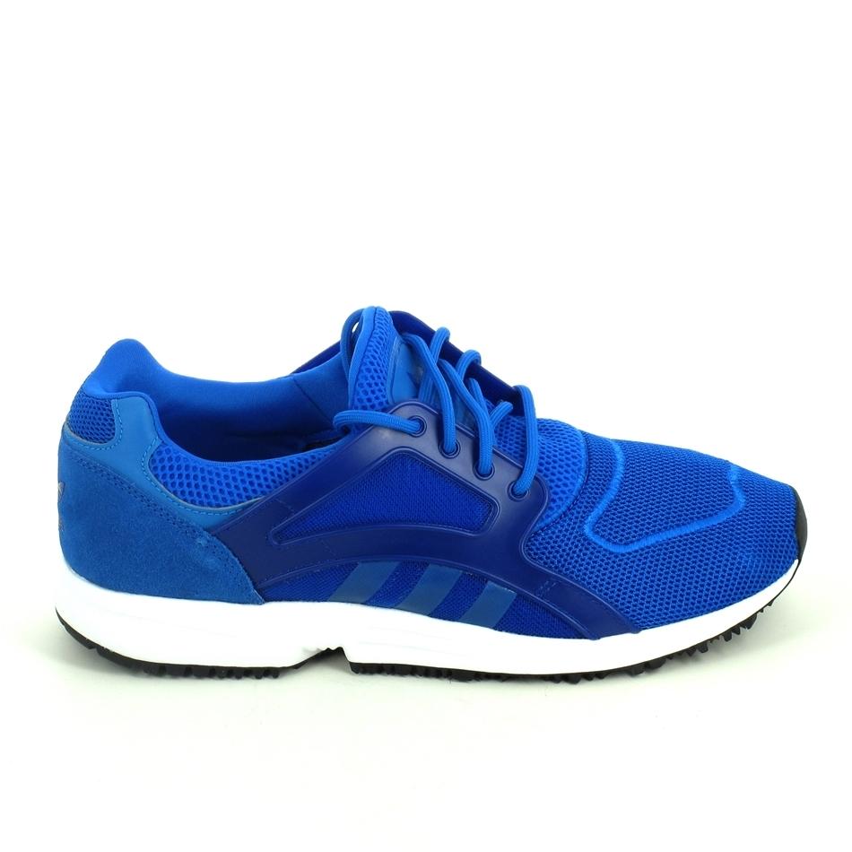 plus récent 0faf0 db465 Basket mode - Sneakers ADIDAS Racer Lite Bleu Blanc
