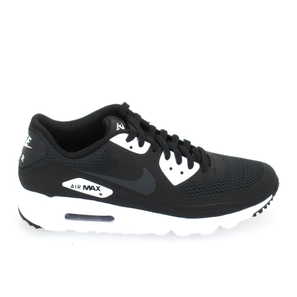 meilleur service 32a02 0da2a Basket mode, SneakerBasket mode - Sneakers NIKE Air Max 90 Ultra Essential  Noir Gris
