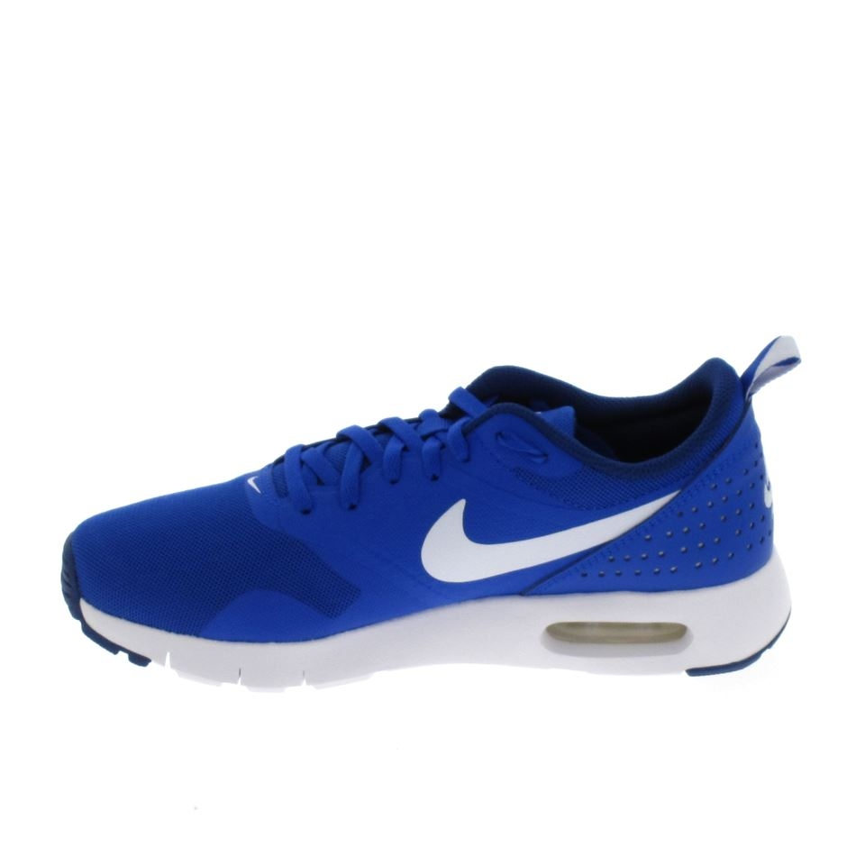 Basket mode, Sneaker NIKE Air Max Tavas Jr Bleu