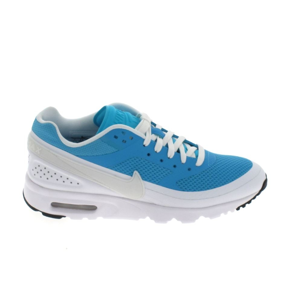 finest selection 2009d 09259 Basket mode, SneakerBasket mode - Sneakers NIKE Air Max Bw Ultra Blanc Bleu  Clair