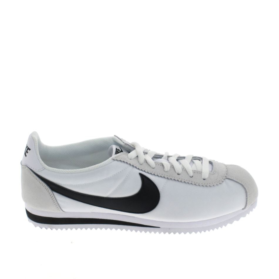 new arrivals cec77 5b359 Basket mode, SneakerBasket mode - Sneakers NIKE Cortez Blanc Noir