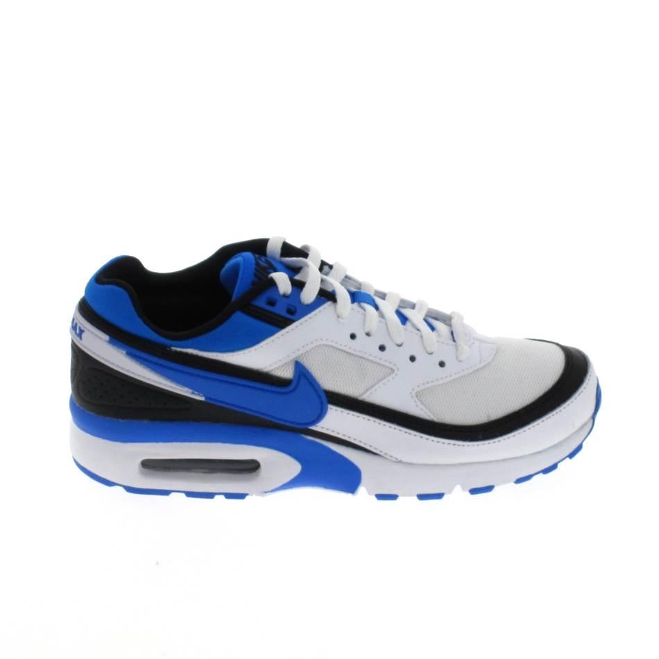 nouveau style 56ce9 05298 NIKE Air Max Bw Jr Blanc Bleu