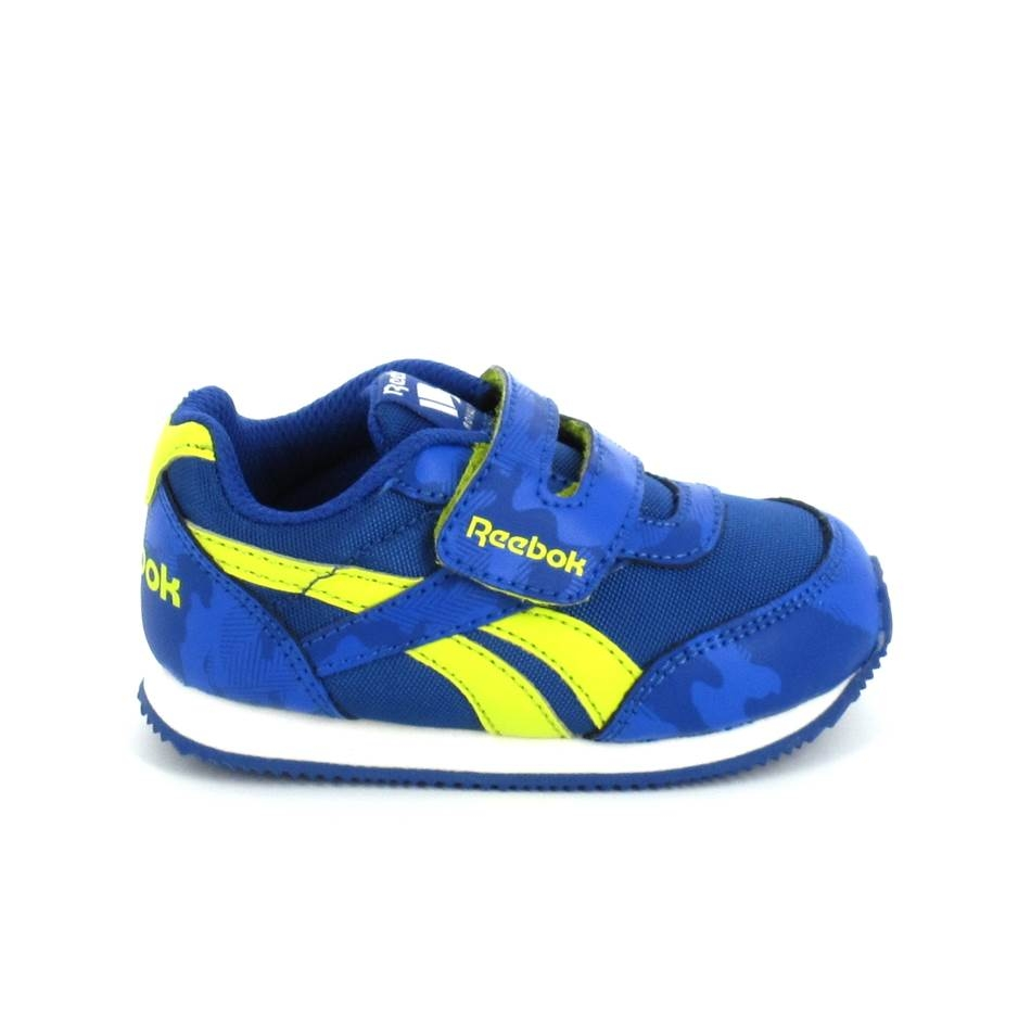 be52a2f3402a9 Chaussure bébé REEBOK Royal Classic Jogger BB Bleu