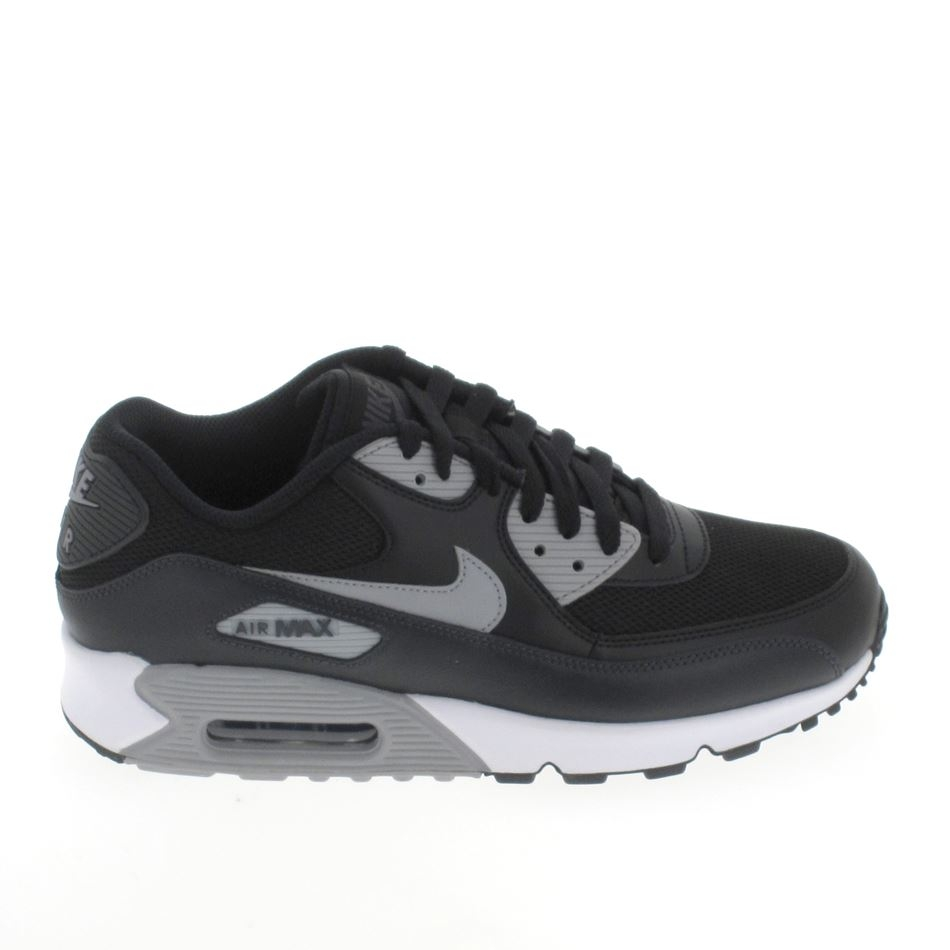 regard détaillé fbfbe 3e32c Basket mode, SneakerBasket mode - Sneakers NIKE Air Max 90 Essential Noir  Gris