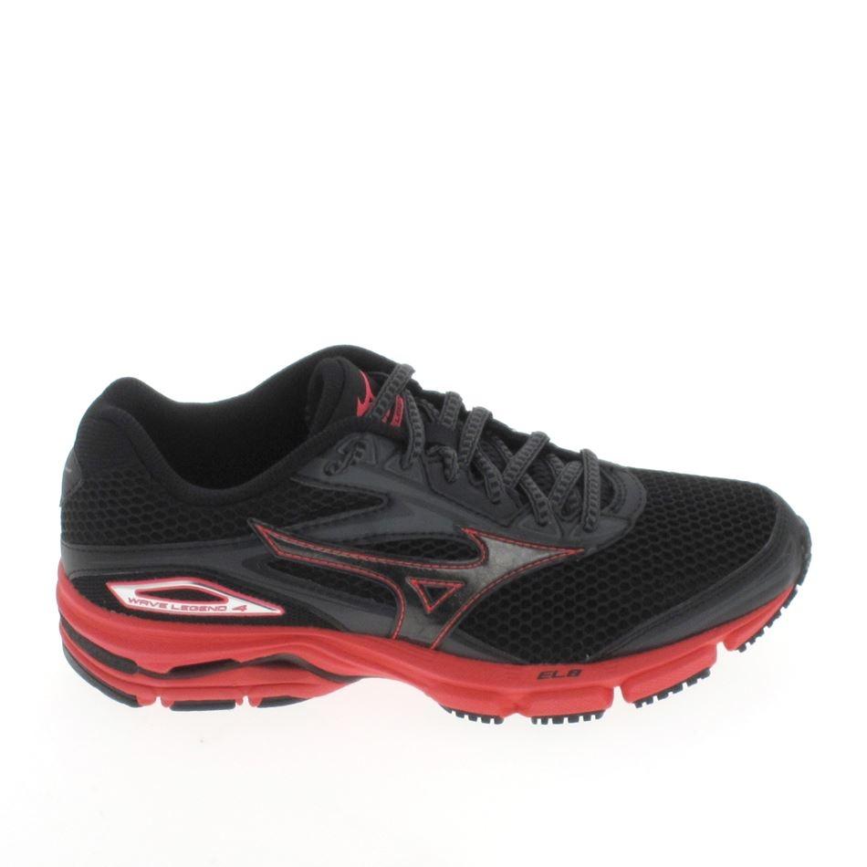 reputable site 5a0a9 e4109 Chaussures de Running Femme Mizuno Wave Legend 4 F Rose   Noir