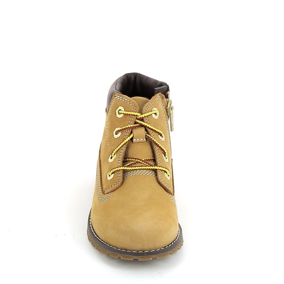 Chaussure Bébé Timberland Pokey Pine Bbbeige  